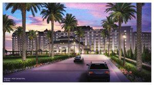 Bob Chapek anunciou na D23 Expo a construção do Disney Riviera Resort