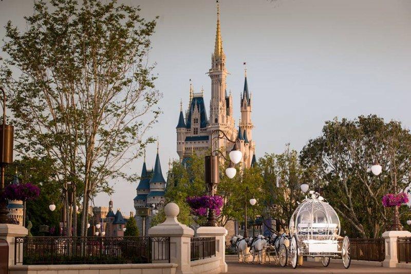 Agora você já pode realizar o seu casamento dentro do parque Magic Kingdom!