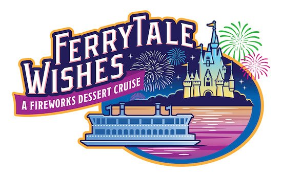 A Ferrytale Fireworks Dessert Party está de volta!