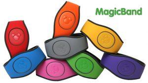 Está chegando a Magicband 2 no complexo Walt Disney World Resort