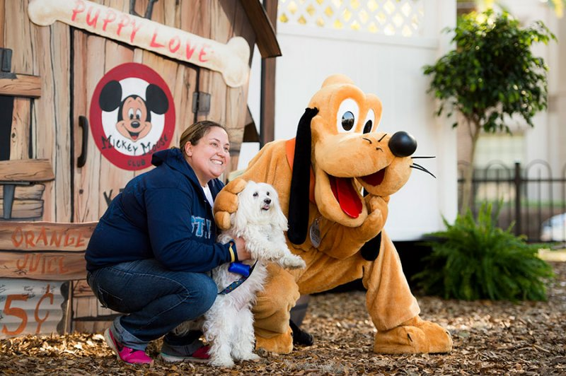 Disney VoluntEARS marcaram presença no evento Paws in the Park