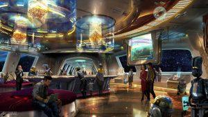 Confirmado: A Disney irá construir um resort inspirado em Star Wars