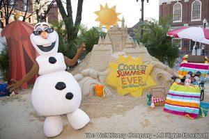 A Disney acaba de anunciar um novo evento – com duração de 24 horas – por conta da campanha Coolest Summer Ever