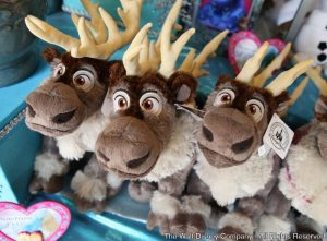 Conheça alguns produtos inspirados em Frozen disponíveis em Walt Disney World Resort