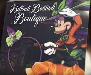 A transformação Halloween Minnie Mouse é a novidade da Bibbidi Bobbidi Boutique