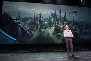 Nova área temática inspirada em Star Wars será construída no parque Disney's Hollywood Studios