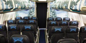 Conheça a aeronave da WestJet inspirada em Frozen
