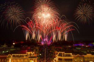 Festividades em celebração ao Dia da Independência em Walt Disney World Resort