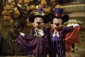 Conheça o Halloween em Alto-Mar da Disney Cruise Line