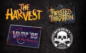 A Universal anunciou novas casas para o Halloween Horror Nights 2018