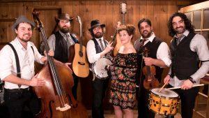 As apresentações da Blueberry Grass Band começam no dia 13 de junho no Epcot