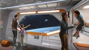 A Disney revelou mais informações sobre a localização do Star Wars Resort