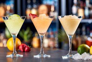 Comidas e Bebidas do Bar 17 Bistro Restaurante no Universal's Aventura Hotel