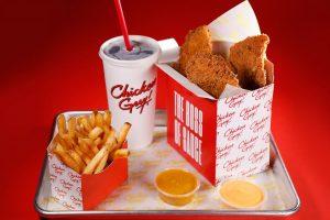 O restaurante Chicken Guy será inaugurado no próximo mês em Disney Springs