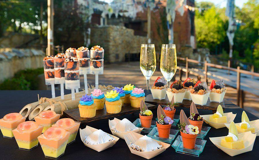 Conheça a nova Rivers of Light Dessert Party