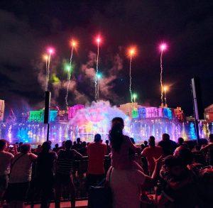 Hoje estreia oficialmente o espetáculo Universal Orlando's Cinematic Celebration