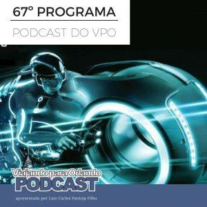 Viajando para Orlando – Podcast – 67