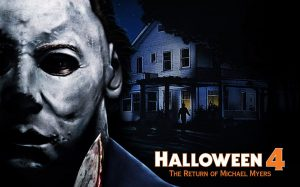 Halloween 4: The Return of Michael Myers fará parte do Halloween Horror Nights 2018