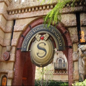 The Eighth Voyage of Sindbad