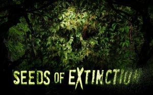 A Universal acaba de anunciar a nova casa assombrada Seeds of Extinction para o Halloween Horror Nights
