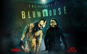 The Horrors of Blumhouse atacam novamente no Halloween Horror Nights