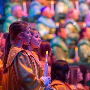 A Disney irá transmitir ao vivo o Candlelight Processional no dia 04 de dezembro de 2018