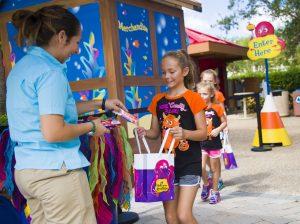 Halloween Spooktacular começou hoje no SeaWorld Orlando