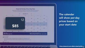 A Disney irá lançar um novo sistema de preços de ingressos a partir de 16 de outubro de 2018