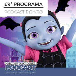 Viajando para Orlando – Podcast – 69