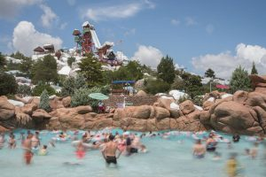 O Disney's Blizzard Beach irá fechar para manutenção anual no dia 28 de outubro de 2018