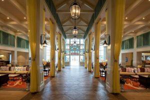Mais informações sobre a reforma do Disney's Caribbean Beach Resort