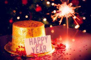 Celebrações de Ano Novo do Universal Orlando Resort
