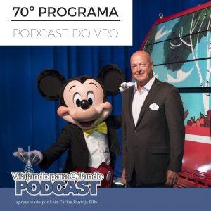 Viajando para Orlando – Podcast – 70