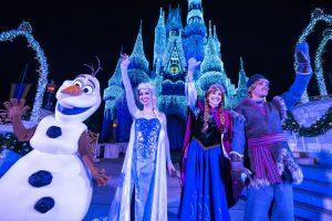 Cerimônia de Iluminação do Cinderella Castle