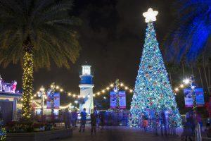 Nova experiência gastronômica no evento Christmas Celebration do SeaWorld Orlando
