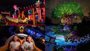 Disney After Hours está disponível para os parques Disney's Hollywood Studios e Disney's Animal Kingdom