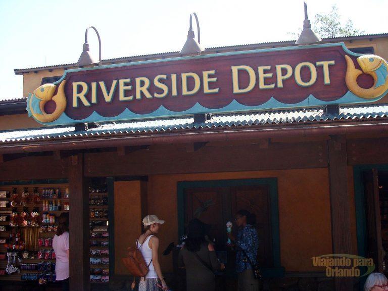 Riverside Depot
