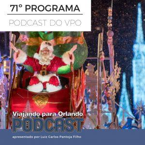 Viajando para Orlando – Podcast – 71