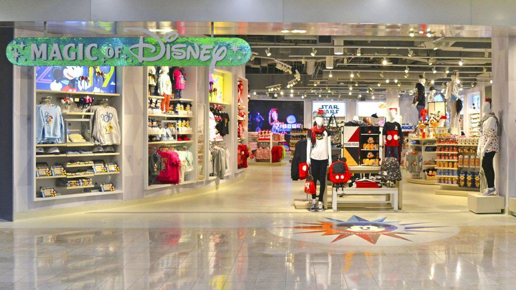 Foi inaugurada a loja Magic of Disney no Aeroporto Internacional de Orlando