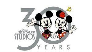Conheça o logotipo criado para celebrar os 30 anos do Hollywood Studios