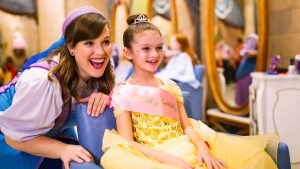 Nova Bibbidi Bobbidi Boutique no Disney's Grand Floridian Resort & Spa