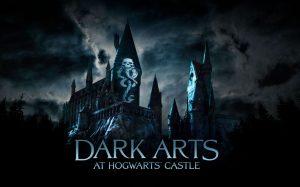 Dark Arts at Hogwarts Castle é a nova experiência de projeção da Universal