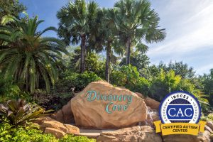 Discovery Cove é certificado como Centro de Autismo