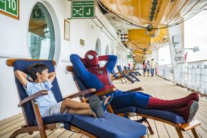 Disney Cruise Line anuncia datas de cruzeiros temáticos em 2020