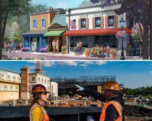 Disney anuncia nova creperia para o Pavilhão da França