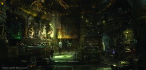 Dok-Ondar's Den of Antiquities