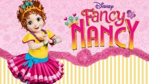 Fancy Nancy no Disney's Hollywood Studios