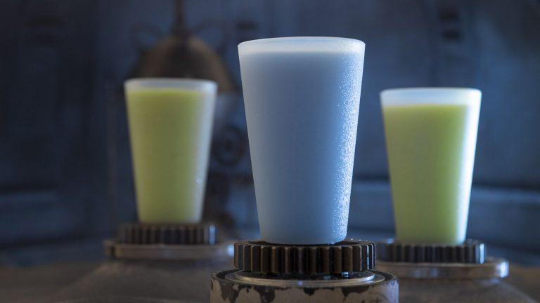 Milk Stand
