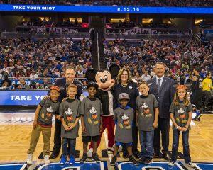 A nova atração NBA Experience será inaugurada no dia 12 de agosto