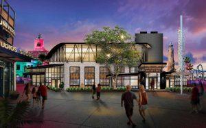 O restaurante Bigfire será inaugurado em CityWalk no verão norte-americano